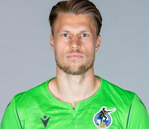 Anssi Jaakkola - Goalkeeper - First Team - Bristol Rovers