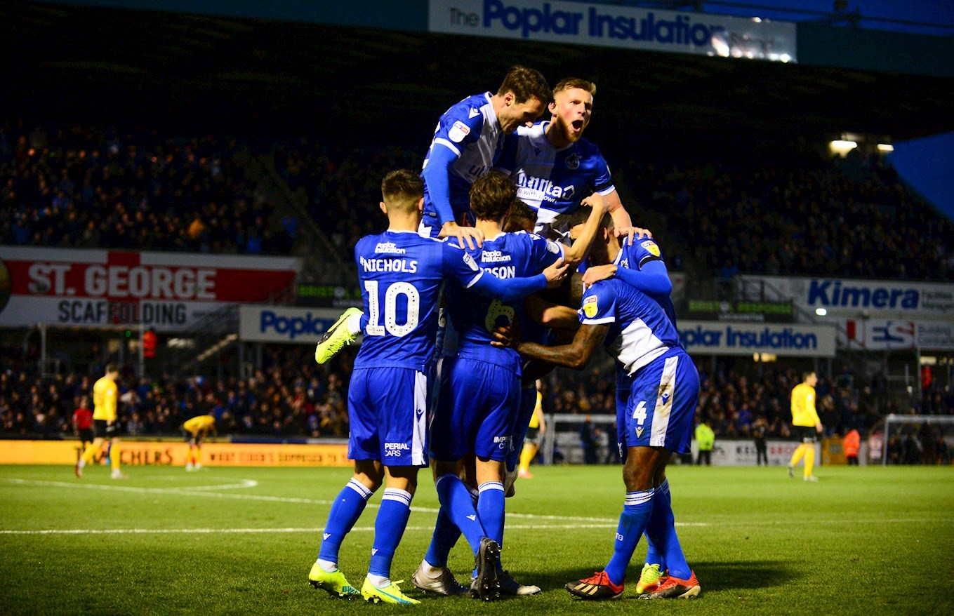 Bristol rovers vs wycombe betting experts betting shop jobs kent
