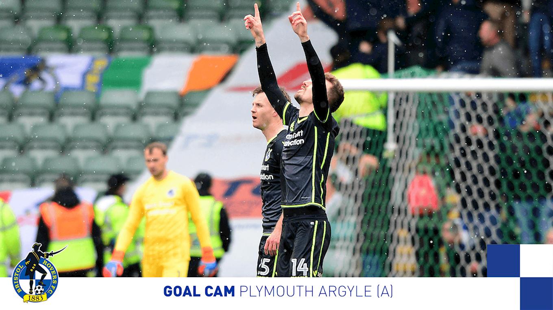 Goal Cam Plymouth Argyle News Bristol Rovers