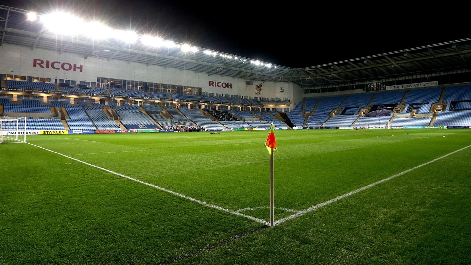 Ricoh Arena Coventry City FC Football Ground Guide Coventry city fc photos