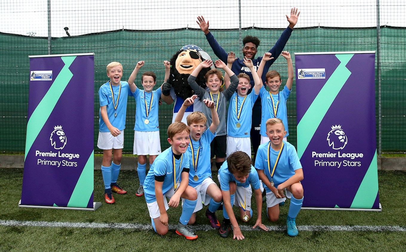 Premier League Primary Stars Tournaments off to a Flying